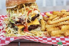 Contact: Arepa Burger Food Truck