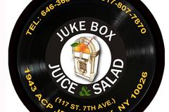 Contact: Jukebox juice & salad