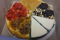 Contact: aMAYSing Cheesecakes