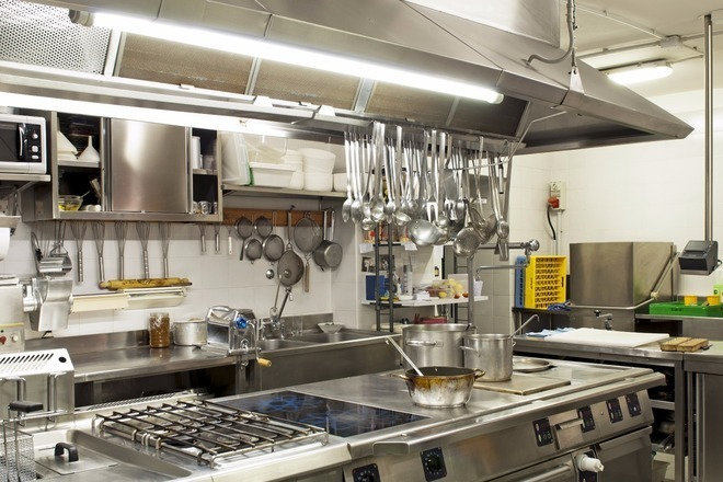 Demo Kitchen - The Food Corridor
