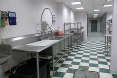 Rent: Central Kitchen Incubator