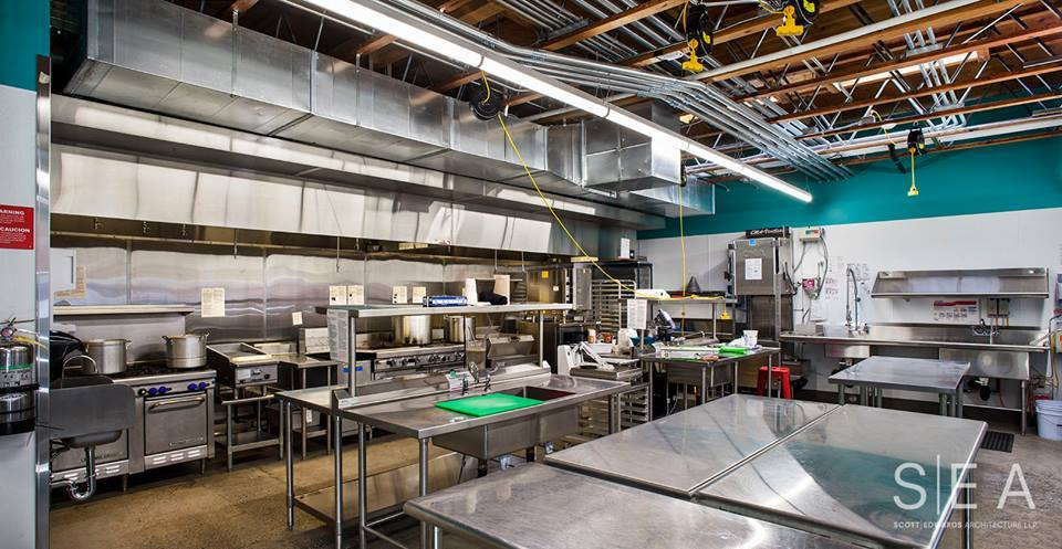 Portland Mercado Kitchen
