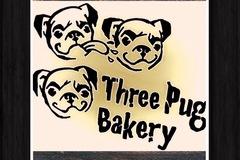 Contact: Three Pug Bakery