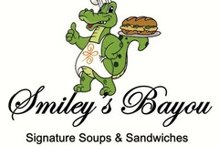 Contact: Smiley's Bayou     Catering