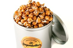 Contact: SugarBella's Handcrafted Popcorn