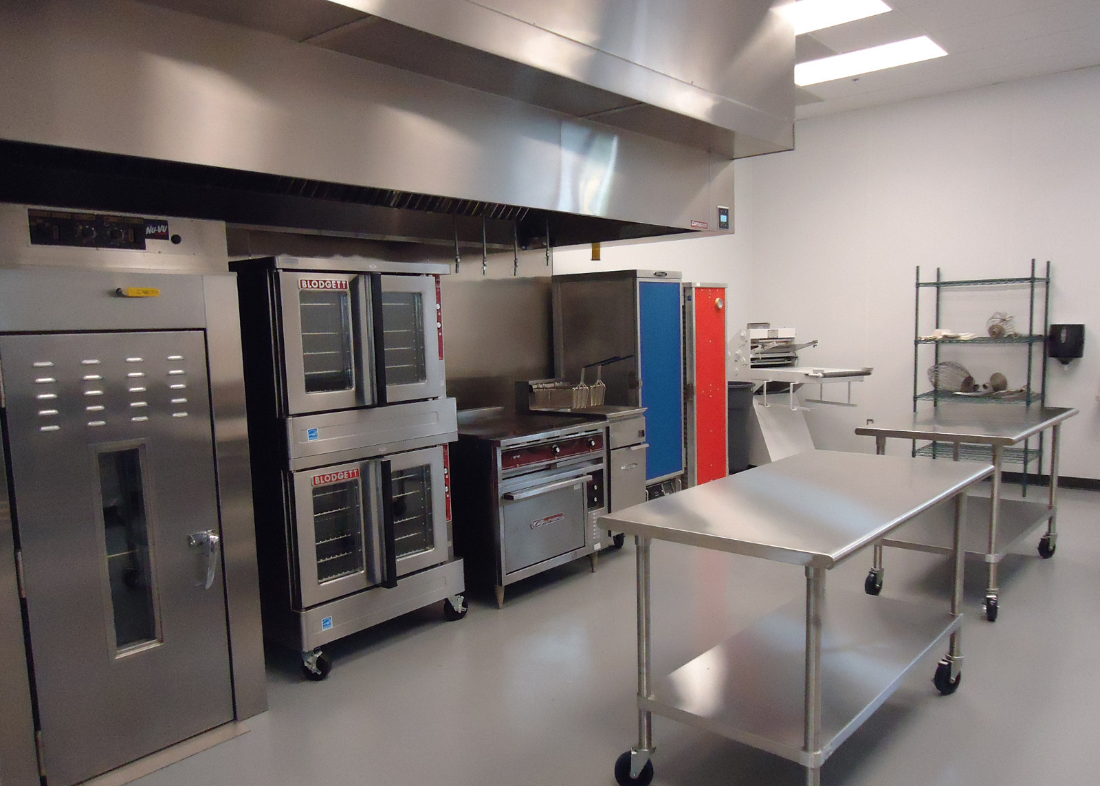 Colleton Commercial Kitchen