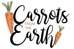 Contact: Carrots From The Earth