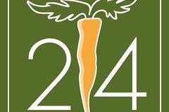 Contact: 24 Carrots