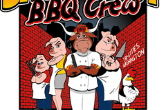 Contact: Back Alley BBQ Crew
