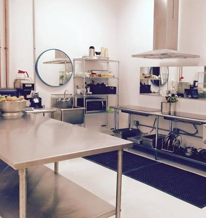 Forage EC, LLC Is A Licensed Commercial Kitchen, Food Product Incubator,  Pop Up Restaurant Space, And Cool, Industrial Event Space In The Repurposed  ...