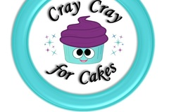 Contact: Cray Cray for Cakes