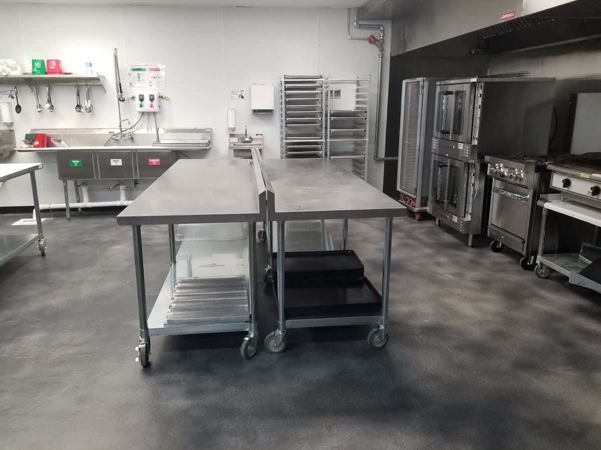 Superb Commercial And Commissary Kitchen Rentals In Clearwater Beutiful Home Inspiration Aditmahrainfo