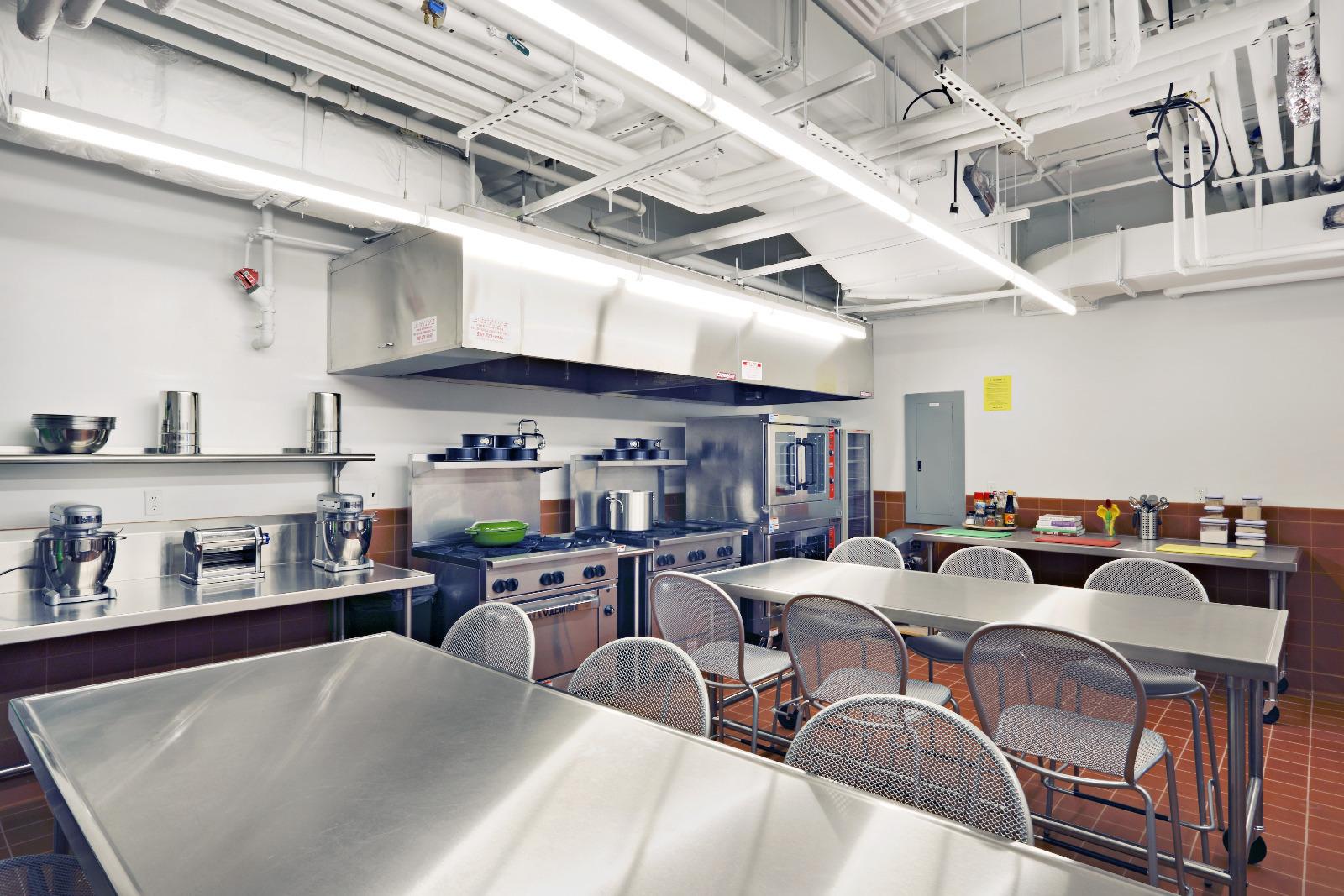 Asphalt Green Battery Park City Culinary Center