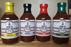 Contact: Jen's Country Kitchen BBQ Sauce