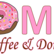 Omg coffee donuts logo
