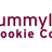 Yummylicious cookie company logo revised