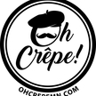 Ohcrepe round logo