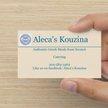 Alecaskouzina card