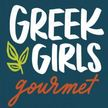 Greek girls gourmet logo