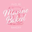 Maxine baked logo