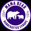 Official mama bear logo.eps purple