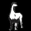 Llama logo %28reyna food%29 01
