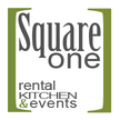 Square one logo green 3x3