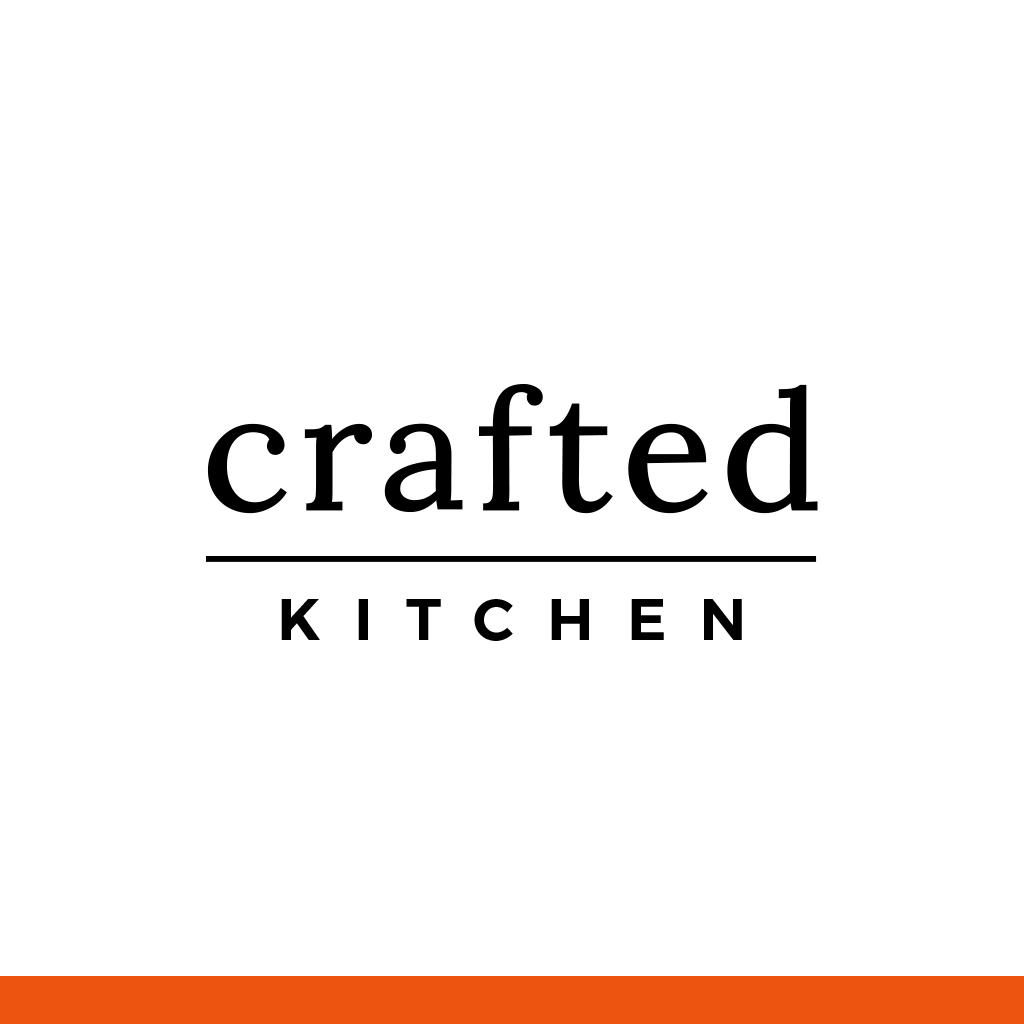 Logo Crafted Kitchen